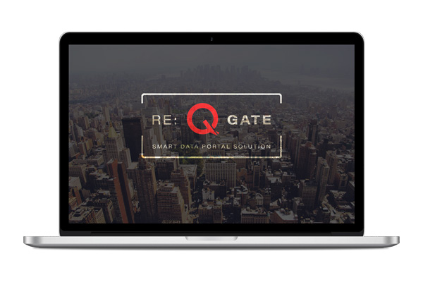 Die Smart Data Portal RE:QGate wurde entwickewlt von eMentalist