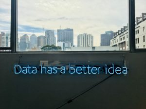 Künstliche Intelligenz - Data has a better idea