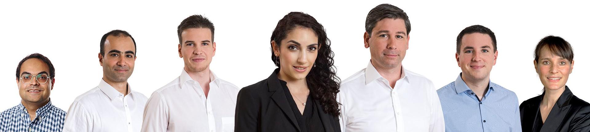 Teamfoto von eMentalist GmbH